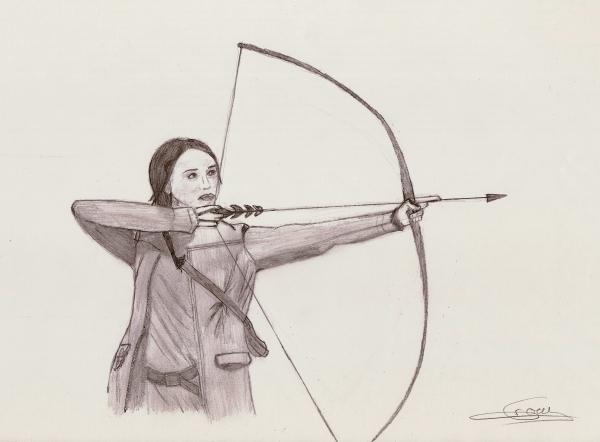 Jennifer Lawrence por Yumi
